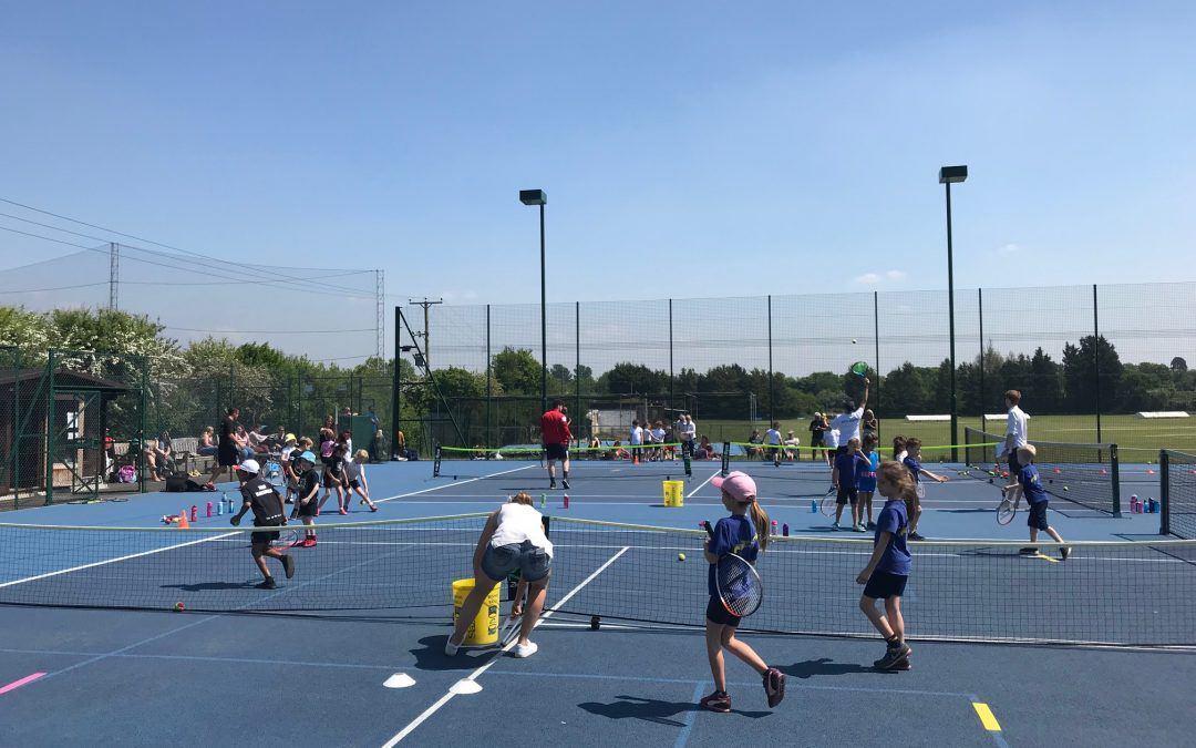 Downend & Frenchay's 2018 Schools Competition