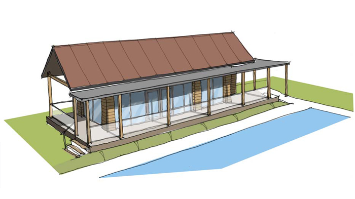 Planned Clubhouse